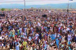 گردهمایی جنبش تحفظ پشتونهای پاکستان