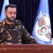 اجمل عمر شینواری، سخنگوی قوای مسلح افغانستان