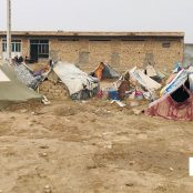 آوارگان جنگ در هرات
