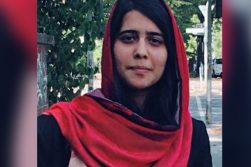 سلسله علیخیل، دختر سفیر افغانستان در پاکستان