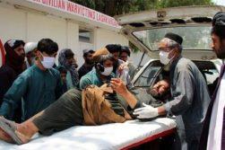 کمیسیون حقوق بشر: تلفات غیرنظامیان در شش ماه نخست سال جاری 80 درصد افزایش یافته است