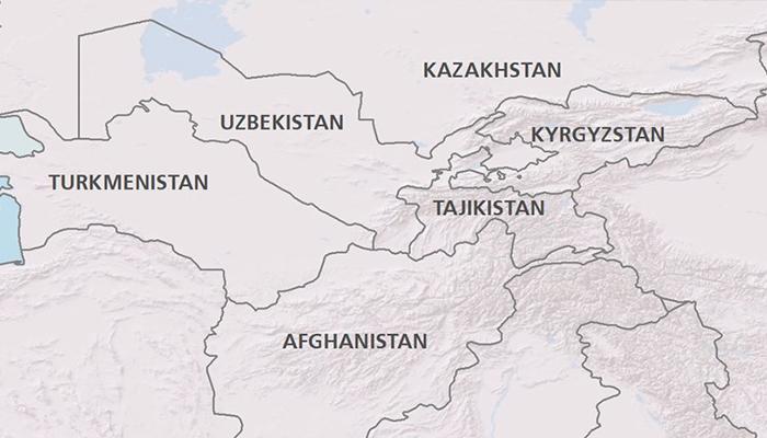 تهدید طالبان برای آسیای مرکزی