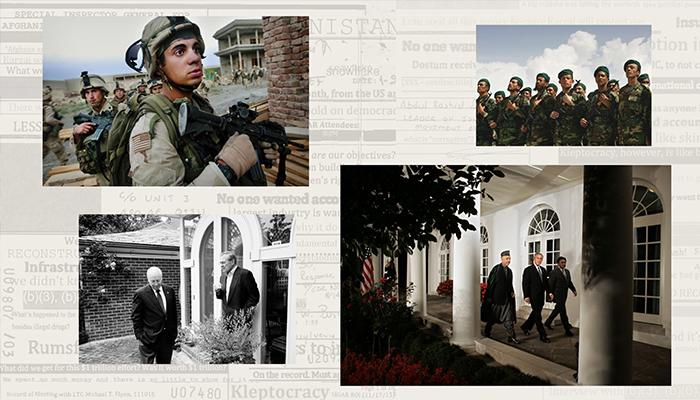 وضعیت امروز افغانستان، نتیجهی دروغ و فریب است