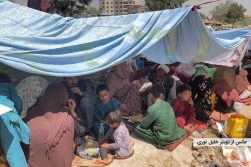 جنگ و آوارگی؛ از فراخوان حکومت تا راهاندازی کارزار جمعآوری کمک به بیجاشدگان