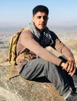 بازداشت شاعر هراتی