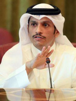 وزیر خارجه قطر