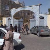 حضور طالبان در شهر زرنج