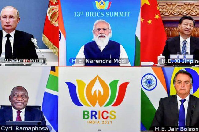 نشست کشورهای عضو بریکس