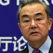 وزیر خارجهی چین