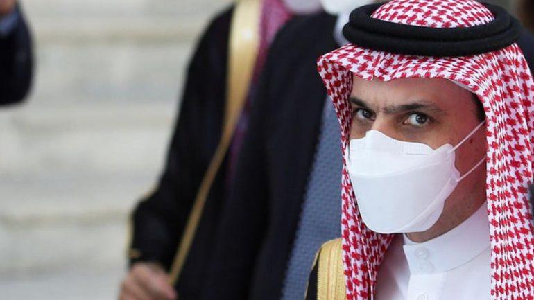 وزیر خارجهی عربستان سعودی