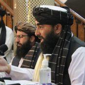 ذبیحالله مجاهد، سخنگوی طالبان