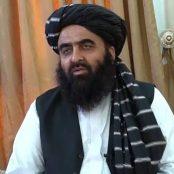 امیرخان متقی، سرپرست وزارت خارجهی طالبان