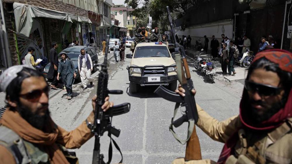 قدرتگرفتن طالبان در افغانستان