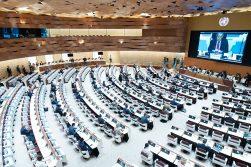 نشست عالی وزیران سازمان ملل در مورد افغانستان