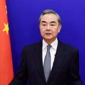 وانگ یی، وزیر خارجهی چین