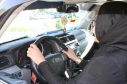 وداع تلخ با رانندگی زنان